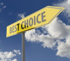 Your best choice is to make your basic beliefs and your inbornintentions consistent.